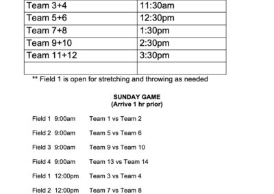 FTB Tryout Schedule(2)
